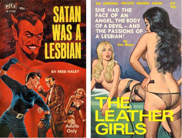 Lesbian Pulp Novel 46