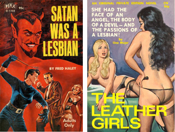 Original Lesbian Novels