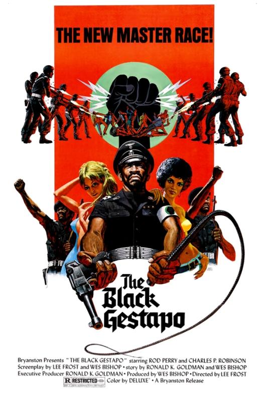 Black Gestapo - 197