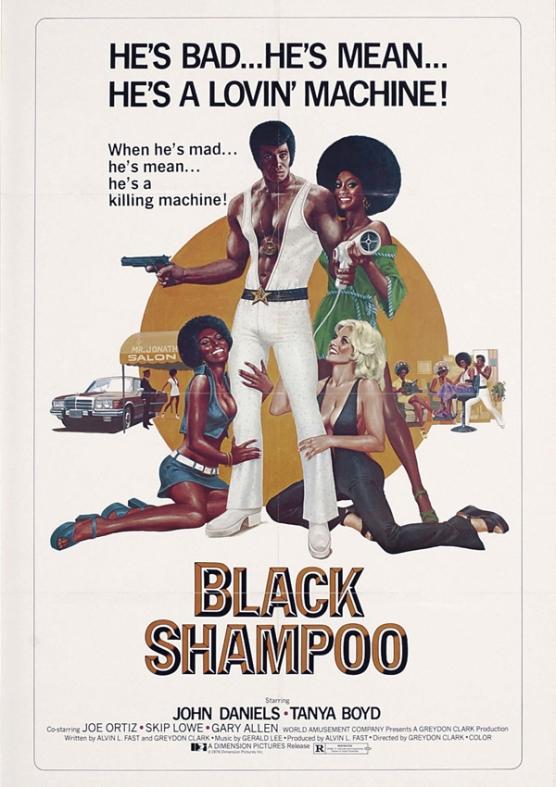 Black Shampoo - 197