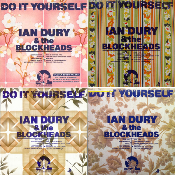 Ian dury eleven nineteen ian dury do it yourself 4 of 28 different covers solutioingenieria Images