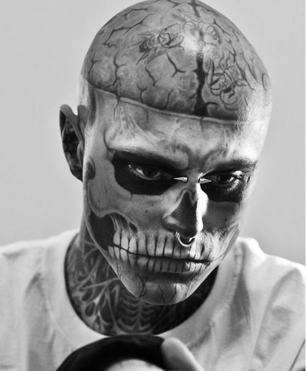 rick genest zombie boy - photo #24
