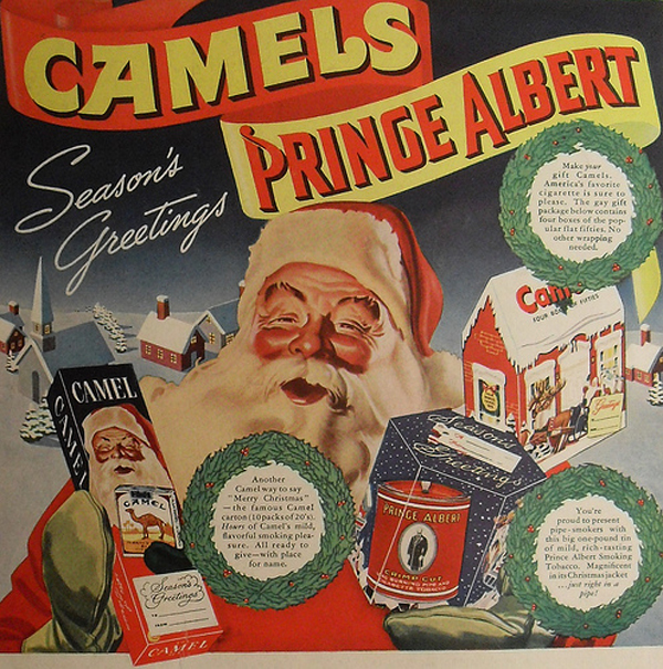 CAmels and Prince Albert - The perfect holiday gift