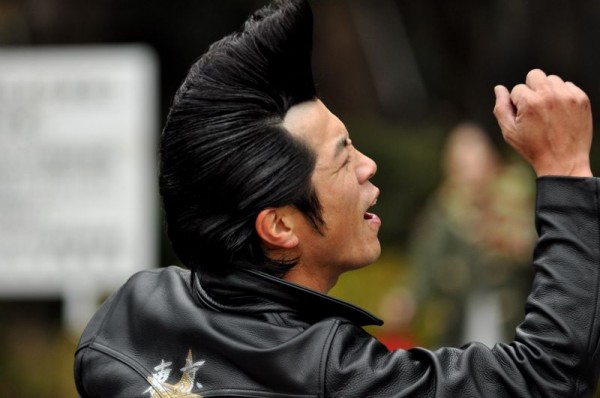 japanese yoyogi-rockabilly
