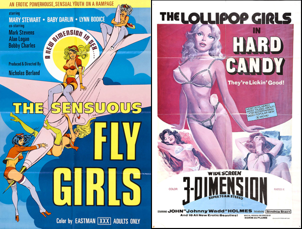 Fly Girl Film The Sensuous Fly Girls 1976