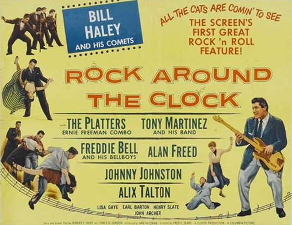 rock-around-the-clock-movie-poster-1020670503 | Painted Wolf