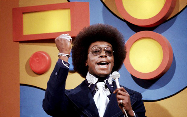 "Don Cornelius - ""...and as always in parting, we wish you love, peace... and SOUL!"""