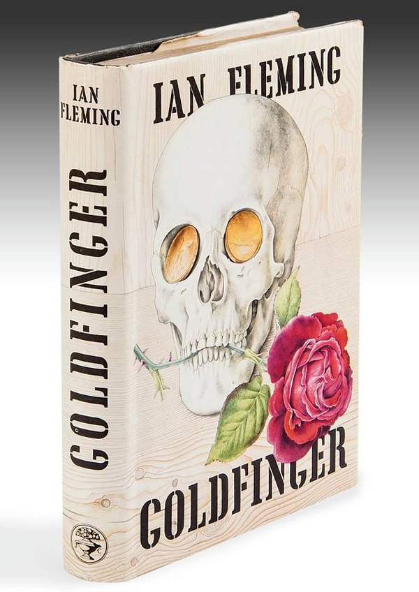 Goldfinger - Ian Fleming