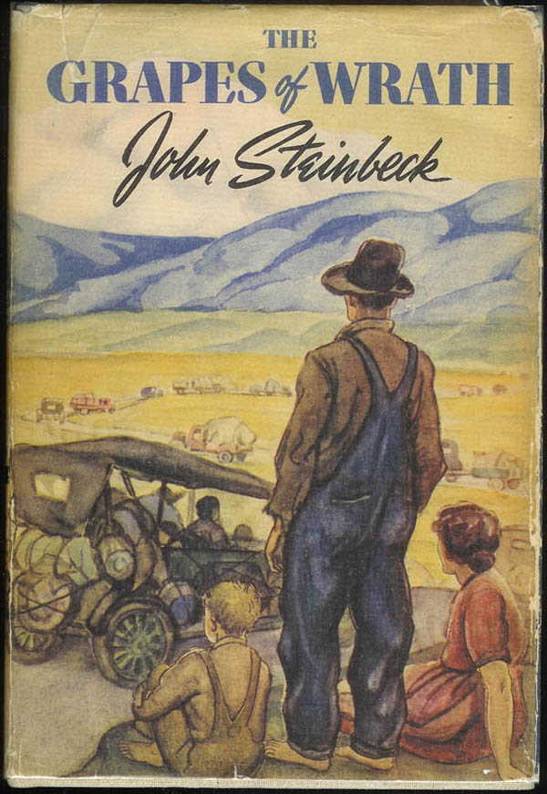 Grapes of Wrath - John Steinbeck