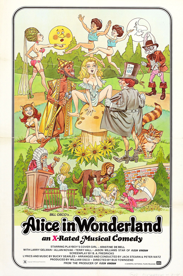 Alice in Wonderland 1976
