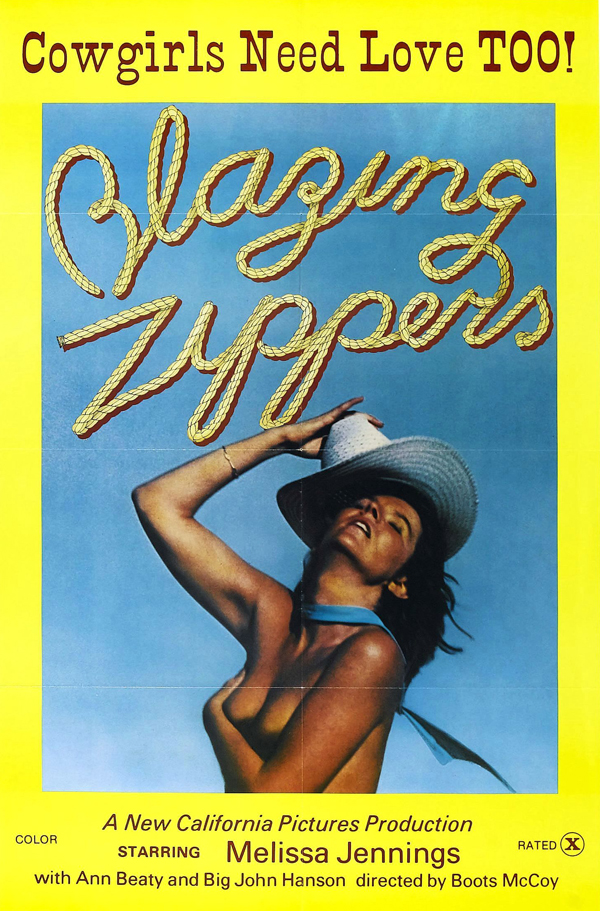 Blazing Zippers 1974 - Blazing Saddles