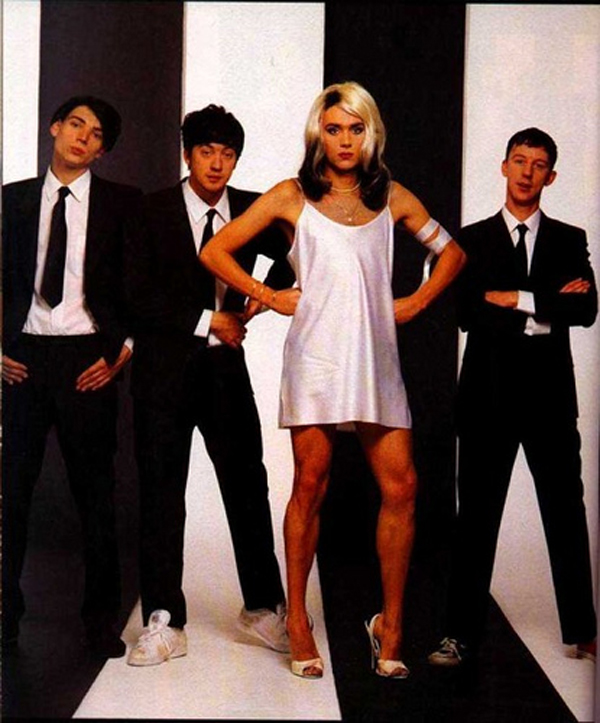 Blur - Damon Albarn as Blondie