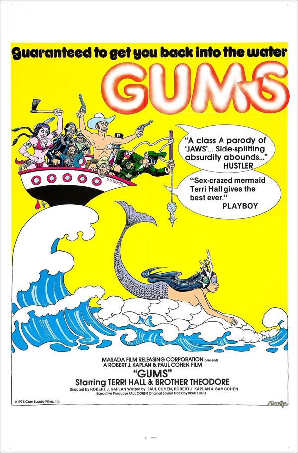 Gums 1976 - Jaws