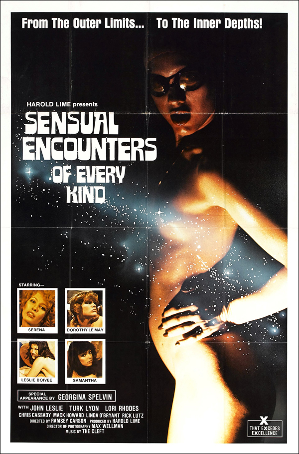 Sensual Encounters of Every Kind 1978 - Close Encounters of the 3rd Kind