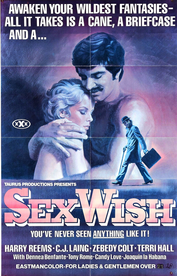 Sex Wish 1976 - Death Wish