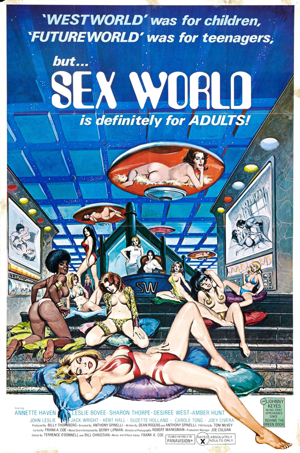 Sex World 1978 - West World