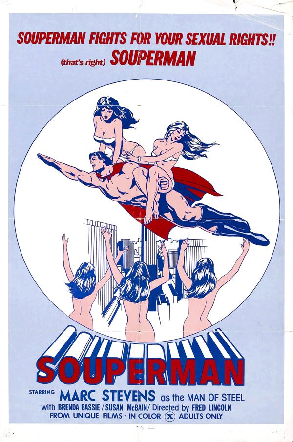 Souperman aka Powerbone 1976 - Superman