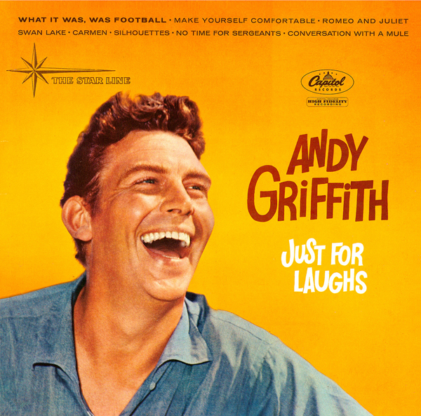 "Andy Griffith - ""Just for Laughs"""