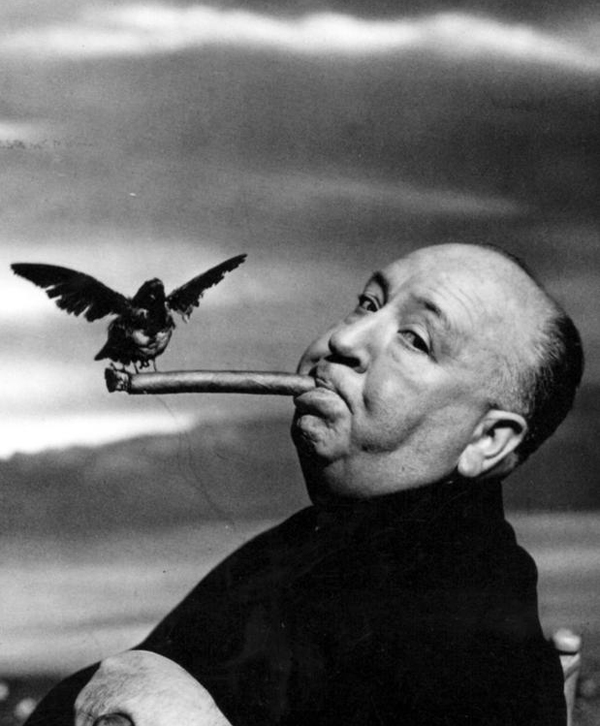 alfred-hitchcock-during_the_filming_of_the_birds__19621