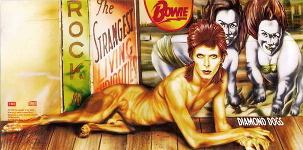 David Bowie's Diamond Dogs (un-neutered)