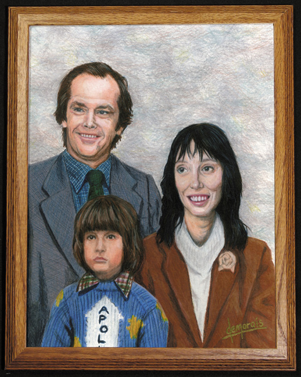 The Torrences (The Shining)