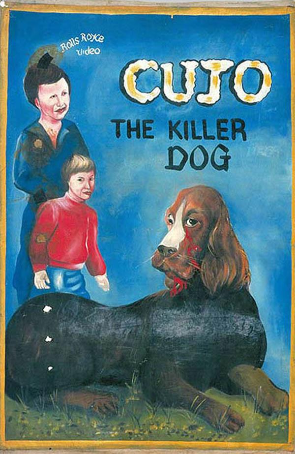 Steven King's - Cujo (The Killer Dog)