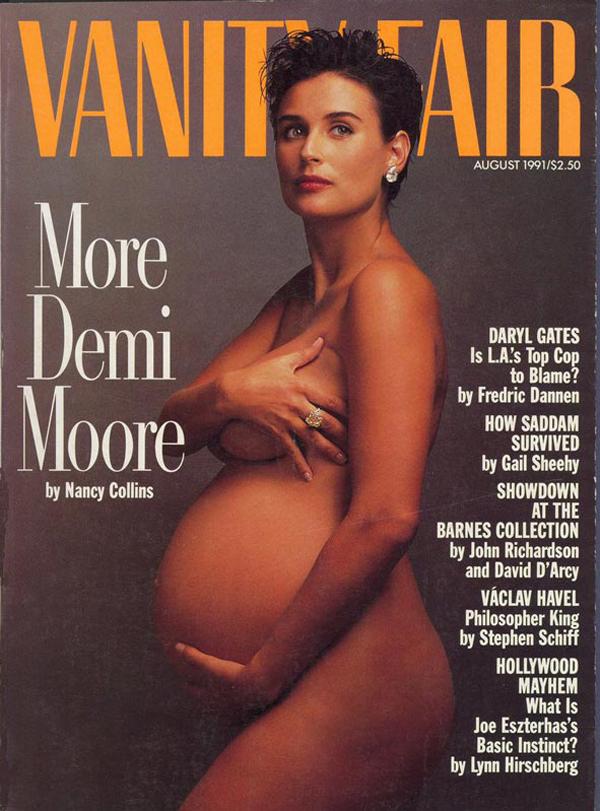 demi-moore-pregnant-magazine-cover-vanity-fair1991