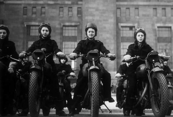 Dispatch Riders