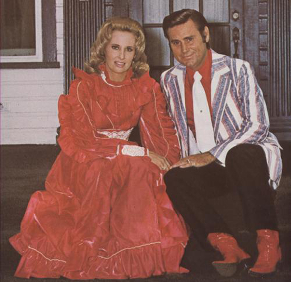 George+Jones++Tammy+Wynette+Tammy+and+George
