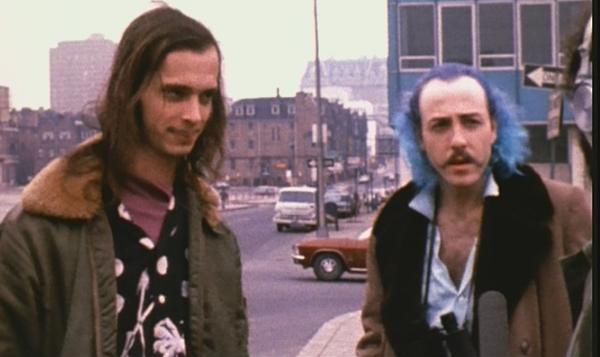 John with David Lockary