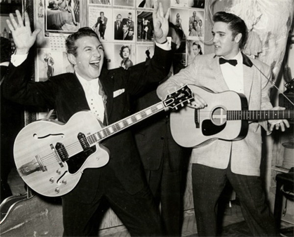 Lee & Elvis