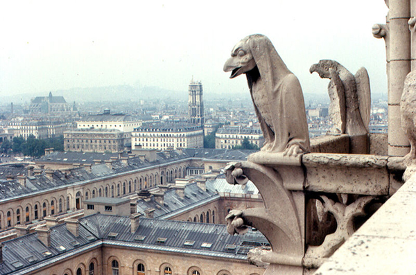 Notre Dame Cathedral – Paris, France4