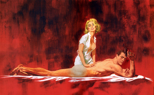 Unused Thunderball Art