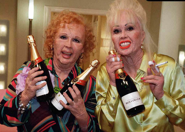 Eddie & Patsy - Absolutely Fabulous