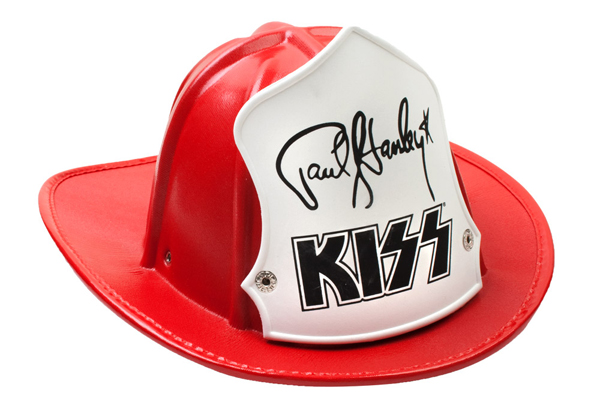 Paul Stanley Signature Fire Helmet