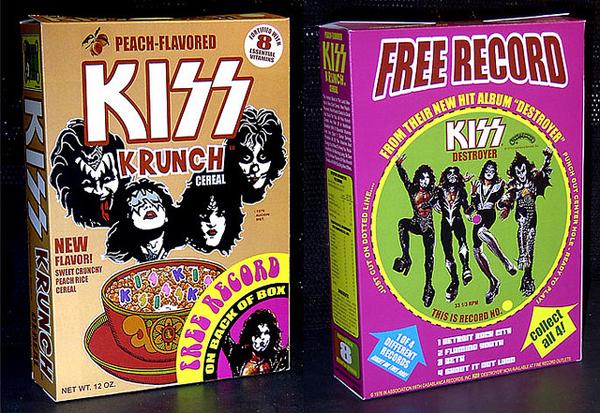 Kiss Krunch