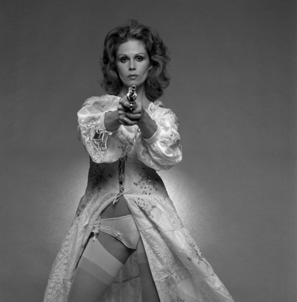 Joanna Lumley | Painted Wolf