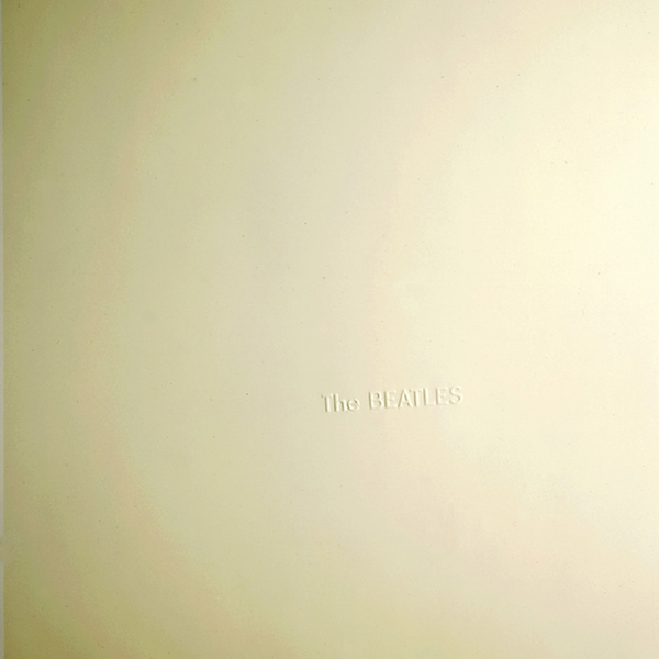 1    The Beatles - White Album