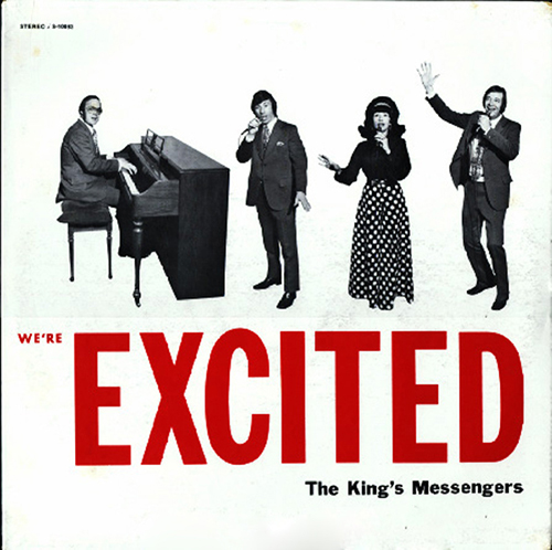Excited - The Kings Messengers