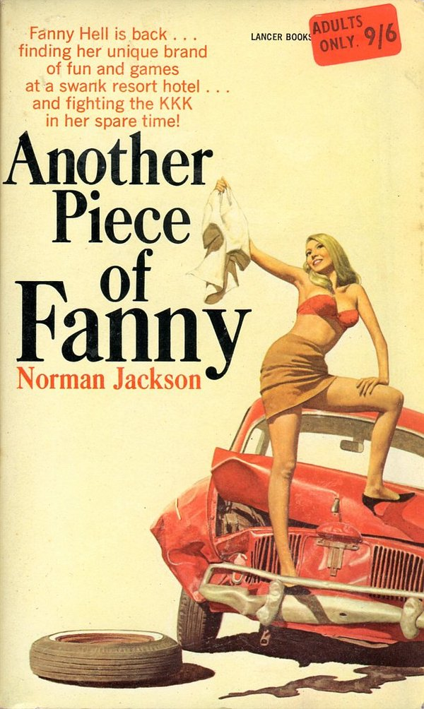 Another Piece of Fanny - Norman Jackson