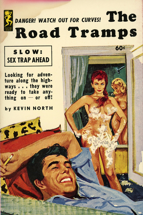 The Road Tramps - Kevin North
