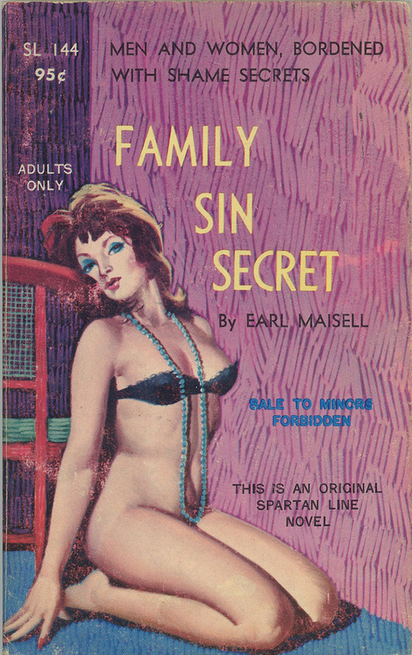 Family Sin Secret - Earl Magill