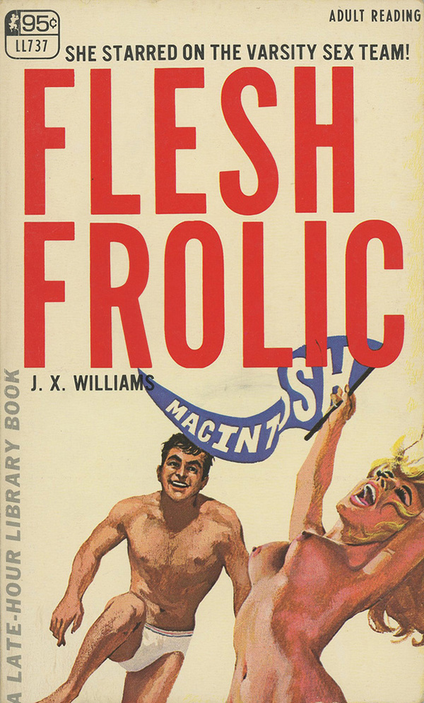 Flesh Frolic - J.X. Williams