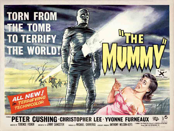 The Mummy - English