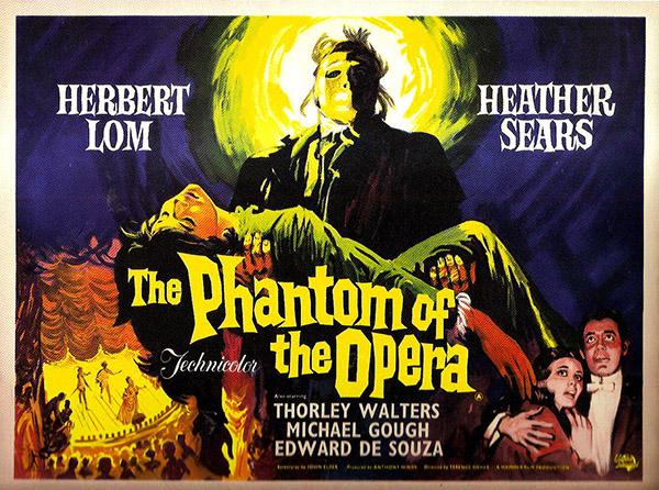 The Phantom of the Opera - British