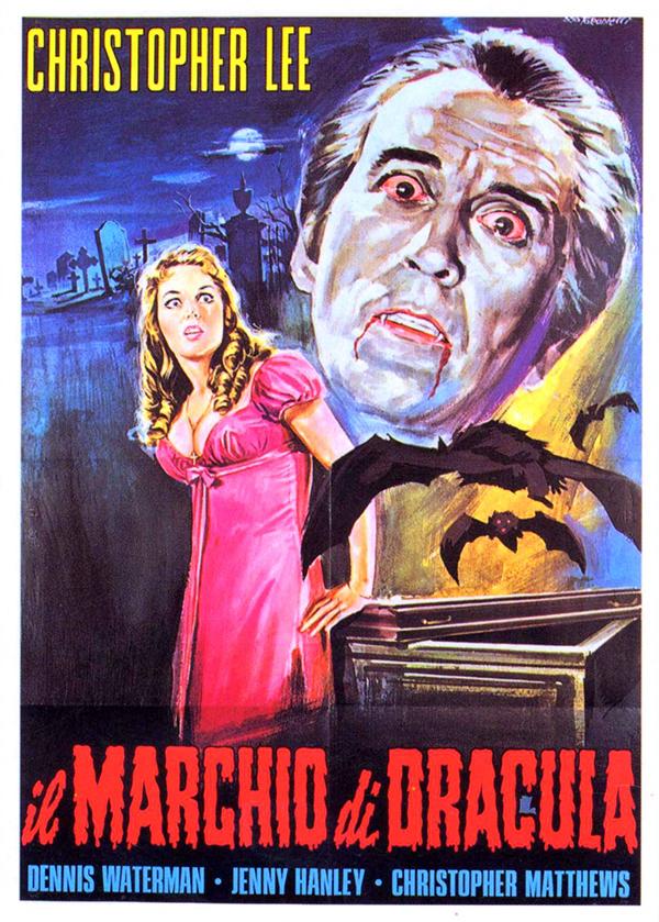 Scars of Dracula - Italian