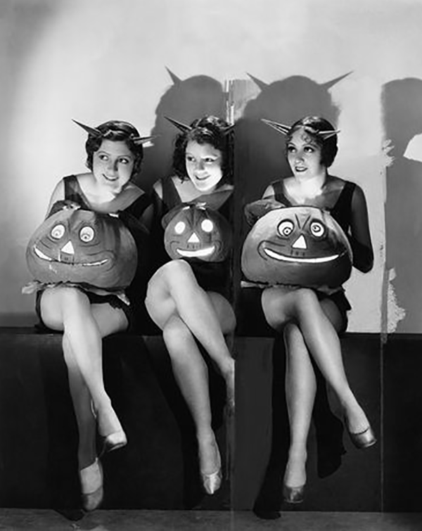 3 anonymous devils
