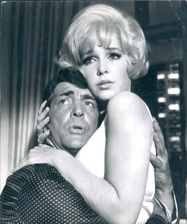With Dean Martin in How to Save Your Marriage and Ruin Your Life