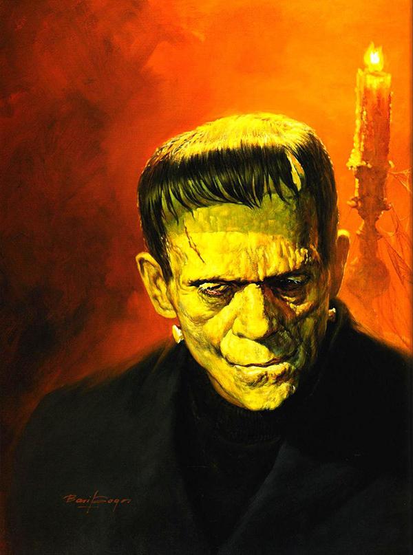 Boris Karlof - Frankenstein