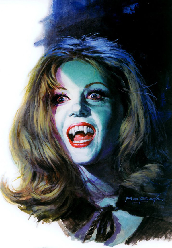 Ingrid Pitt - Vampyre Lovers